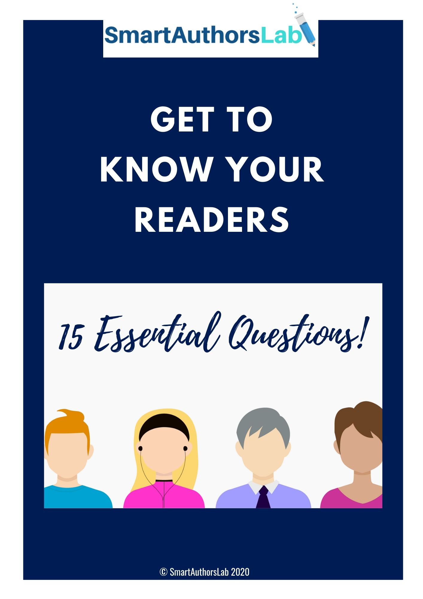 Get To Know Your Readers 15 Qs