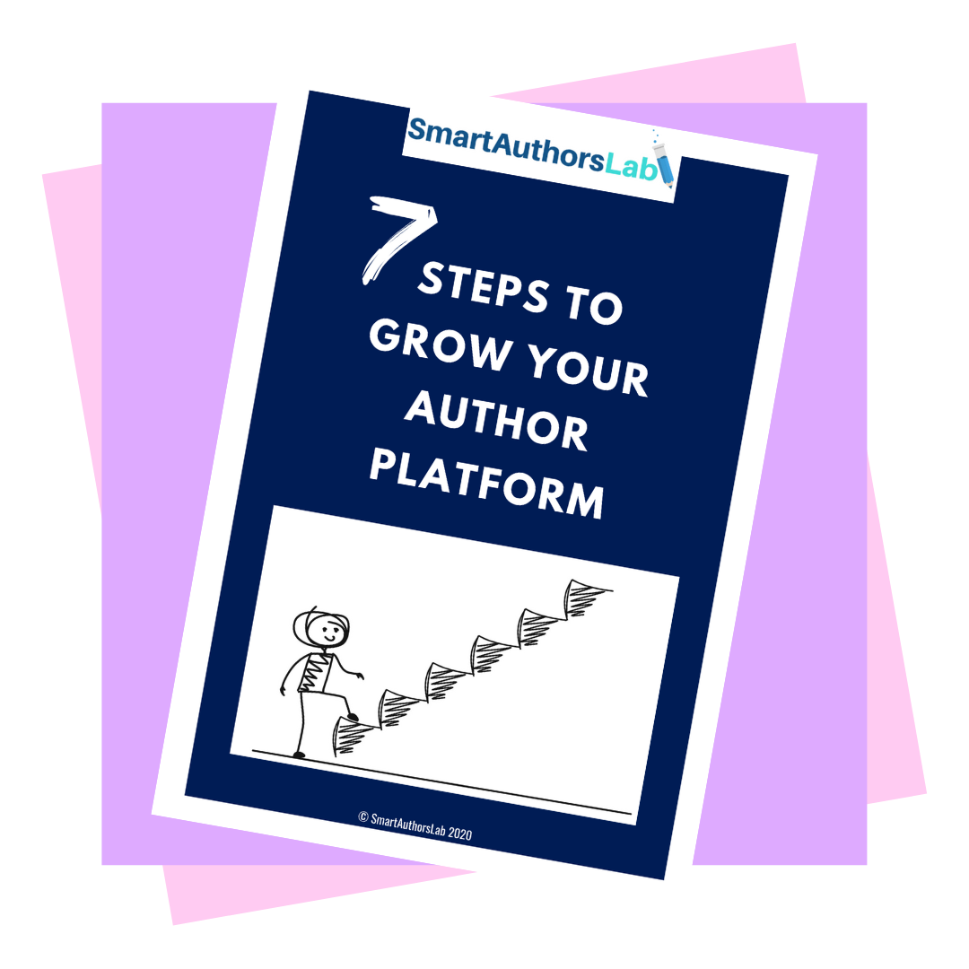 7 Steps To Grow Your Author Platform