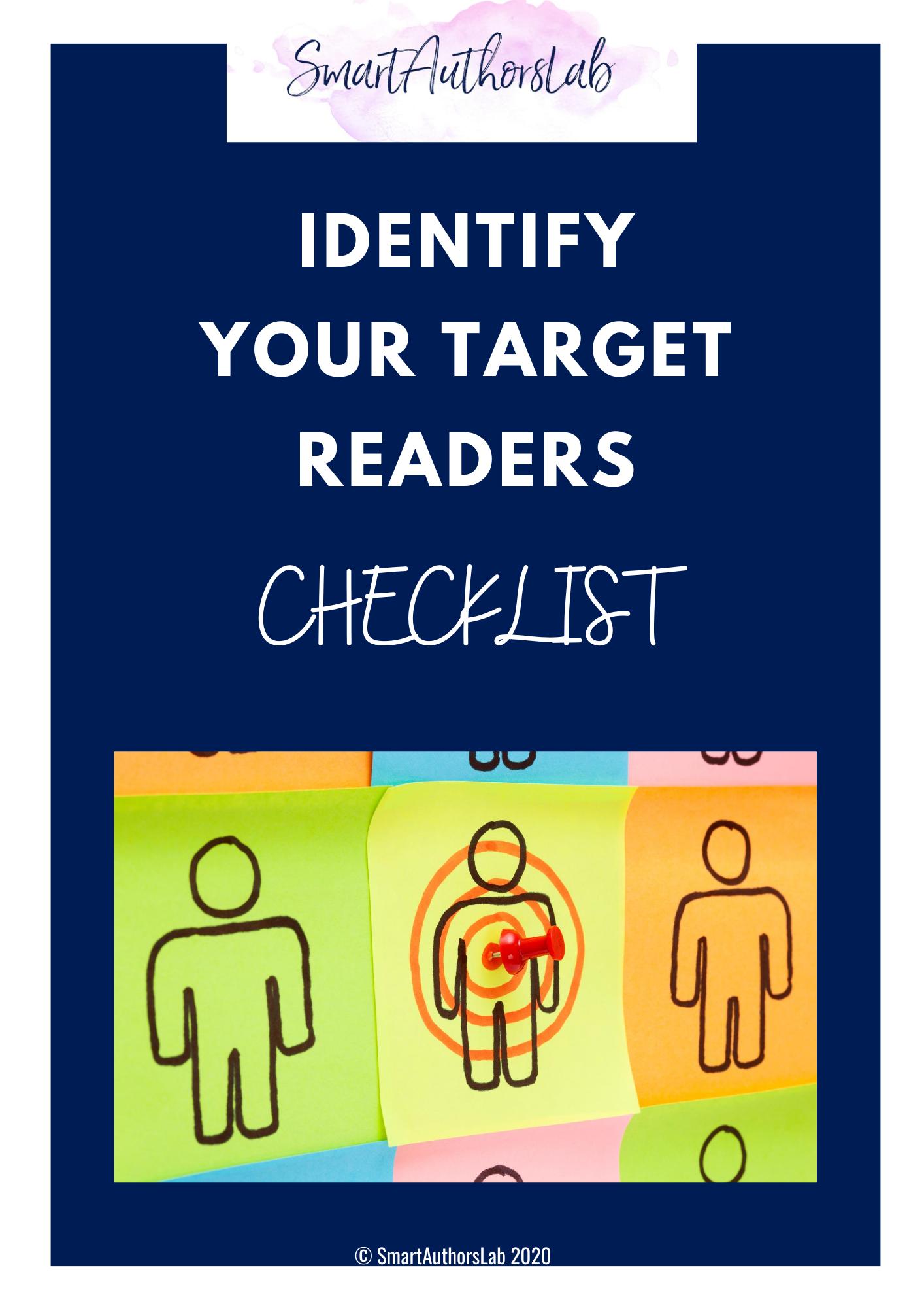 Target Readers Checklist