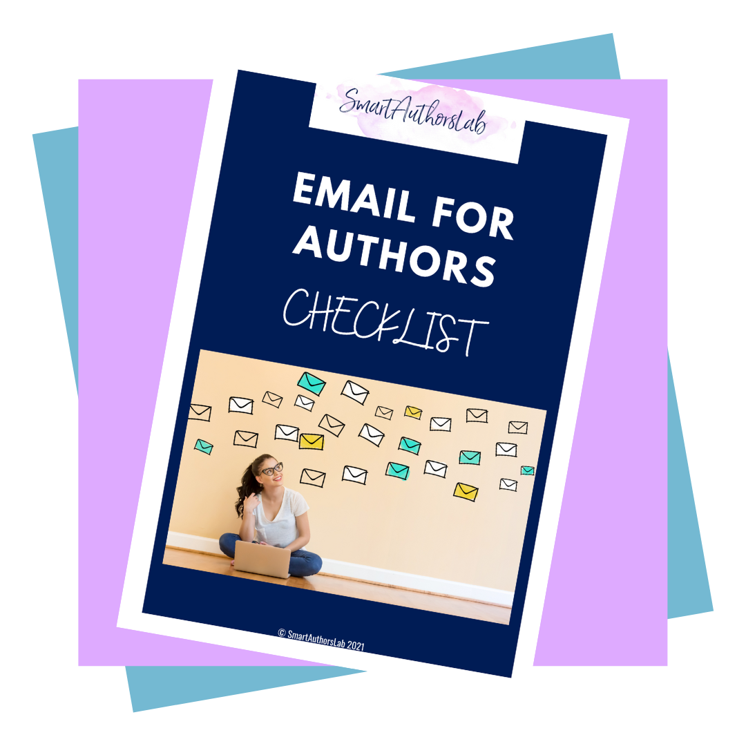 Email For Authors Checklist